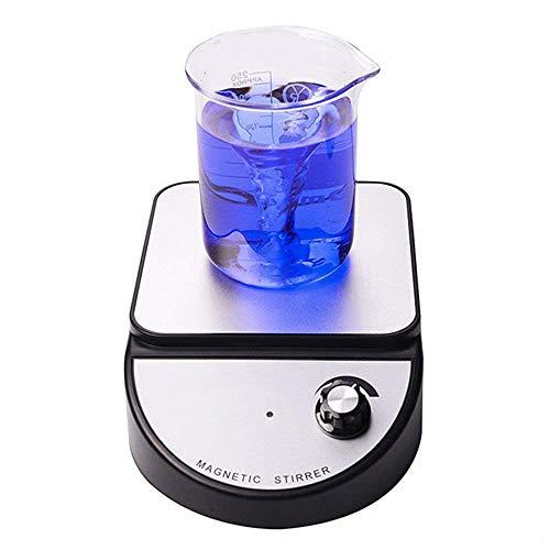 Equipo para el hogar Agitador magnético Agitador de laboratorio magnético con barra de agitación (sin calentamiento) Capacidad máxima de agitación: 3500 ml Velocidad máxima de mezcla: 3500 r / min