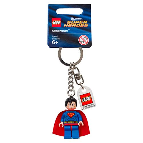 LEGO Super Heroes: Superman Portachiavi