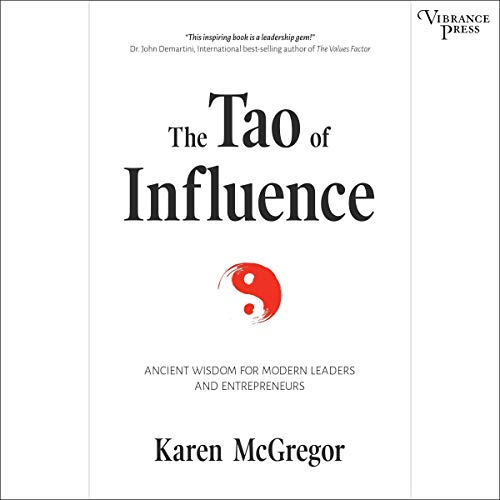 Page de couverture de The Tao of Influence
