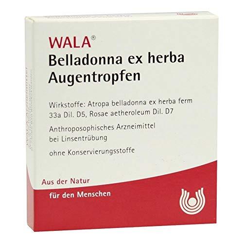 Belladonna Ex Herba Augentropfen, 5X0.5 ml