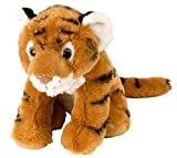 Wild Republic Tiger Baby Plush, Stuffed Animal, Plush Toy, Gifts for Kids, Cuddlekins 8 Inches