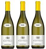 Masson Dubois Vin de France Bourgogne Saint Veran - Lot de 3