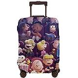 Copri borsa da viaggio Cartone animato Copri valigia Protettore lavabile 26-28 pollici
