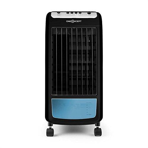 oneConcept Caribbean Blue - Ventilatore, Sistema di Rinfrescamento ad Acqua, Raffreddatore d'Aria,...