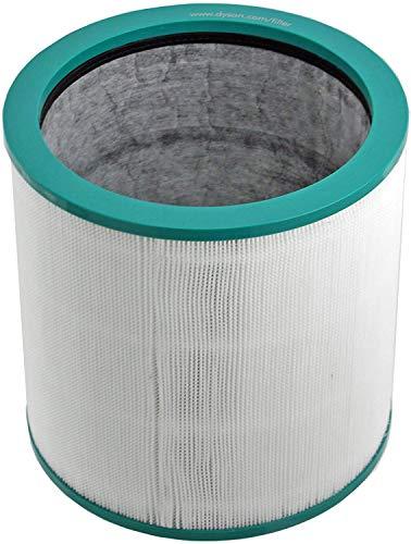 Dyson - 967089-17 -Filtre de rechange pour purificateur d'air Pure Cool Link Dyson, 1 pièce , Bleu/Gris