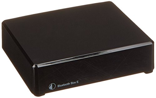 Bluetooth Receptor de la música APTX (Recuadro Proyecto S, Negro