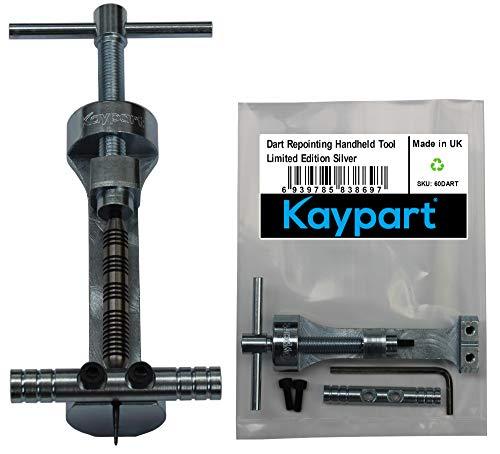 Kaypart Handheld Dart Werkzeug für neuverfugung hilft, Stahlspitze Darts und Punkte