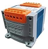 Swimhome Transformador 220V a 12V AC homologado para Piscina IP20 (100W)