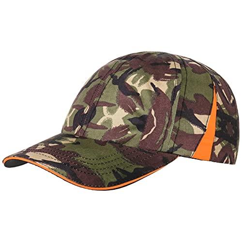 Sombreroshop Slam Strapback Cap Gorra de Beisbol (Talla única - Camuflaje)