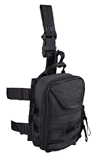Berghaus bmps First Aid Kit Noir, Noir