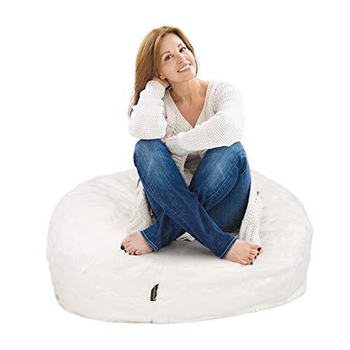 Koreyosh Luxury Plush Sofa Sack Memory Foam Comfortable...