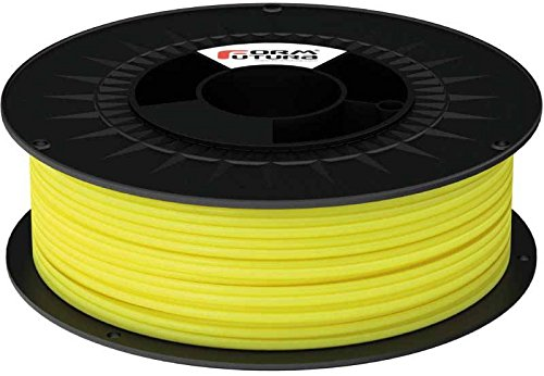 Formfutura 1.75mm Premium ABS - Solar Yellow - 3D Printer Filament