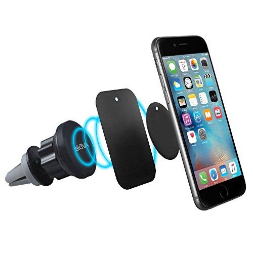 Skiva Magnetic Air Vent Car Mount Holder for iPhone 5 6 Samsung Universal -AH115