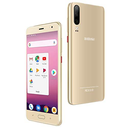 Smartphone Offerta del Giorno 4G, 5.5'' HD Android 9.0 16GB ROM/128GB Espandibili Batteria 4800mAh Face ID Cellulari Offerte Dual SIM Doppia Fotocamera Telefono Cellulare in Offerta Bluetooth GPS WIFI