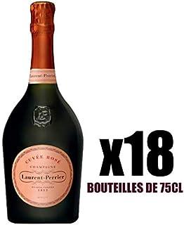 X18 Champagne Brut Rosé 75 cl Laurent-Perrier AOC Champagne