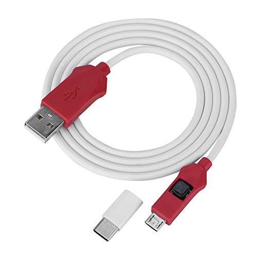 Kafuty Cable de Destello Profundo para Xiaomi, Sistema de teléfono de línea de Datos Qualcomm CPU Actualización del teléfono Celular fácilmente ya no se atasca Adaptador de Puerto Abierto 9008