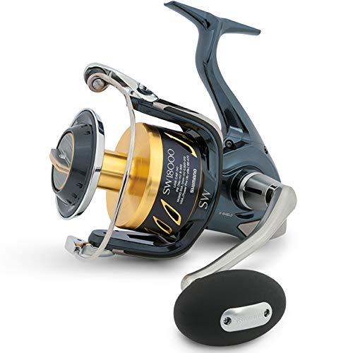 Shimano Stella SW STL18000SWBHG Spinning Fishing Reel, Gear Ratio: 5.7:1