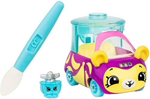 Shopkins Cutie Cars Series 3 Color Change Cuties QT3-C05 Busy Bl