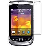 Vaxson 3 Unidades Protector de Pantalla, compatible con BlackBerry Torch 9810 [No Vidrio Templado] TPU Película Protectora