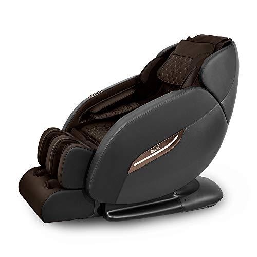 OSAKI OS-PRO Capella FDA 3D Massage Full Body Massage Recliner Zero Gravity Best Massage Chair Air Compressor Leg Massager Best Foot Massage (Black)