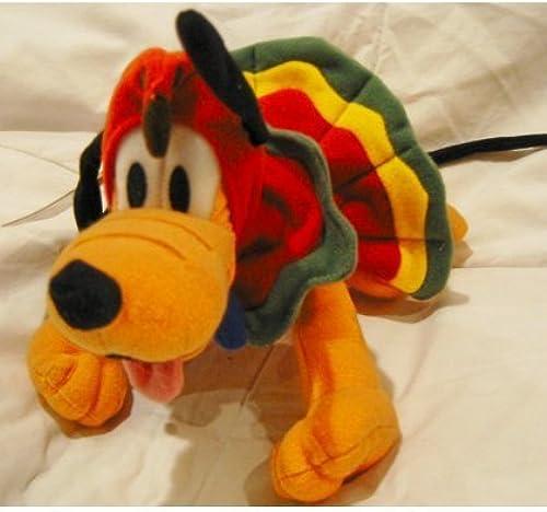 Disney Bean Bag Plush-Turkey Pluto by Disney