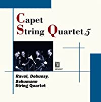 Capet String Quartet 5 by Capet String Quartet