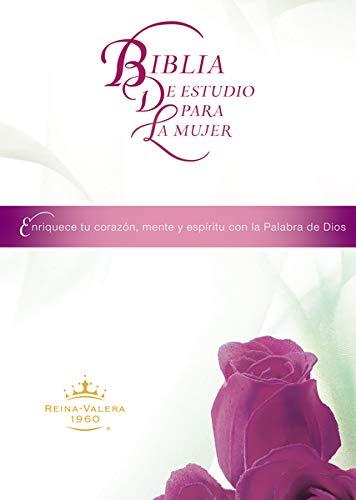 Compare Textbook Prices for Reina Valera 1960, Biblia de Estudio para la Mujer, Tapa Dura Spanish Edition Illustrated Edition ISBN 9780529114242 by Zondervan