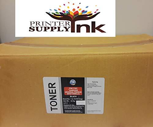 IndianT Prisma Toner Refill Black Universal Bag for use in Samsung Lexmark Dell 10Kg