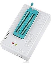 WINGONEER® Programador BIOS EEPROM FLASH de alto rendimiento USB TL866II Plus para ATMEL AVR ATMEGA AT90 PIC GAL SRAM CMOS