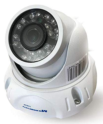 Microseven 1080P/30fps HD 1/2.5 CMOS Wide View Angle 150