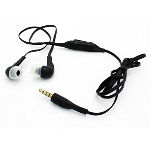 Sound Isolating Hands-Free Headset Earphones Earbuds Mic Dual...