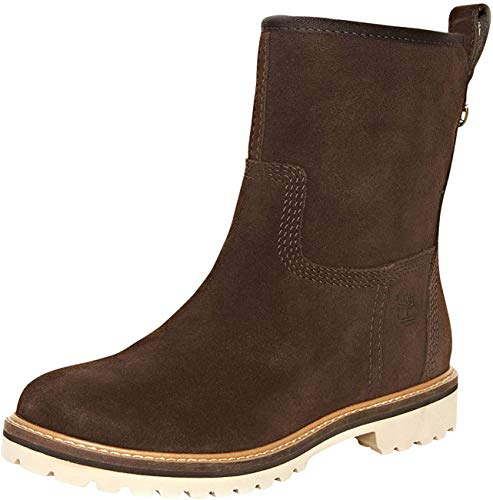 Timberland Chamonix Valley Bottes courtes pour femme - - Marron chocolat brun., 42 EU