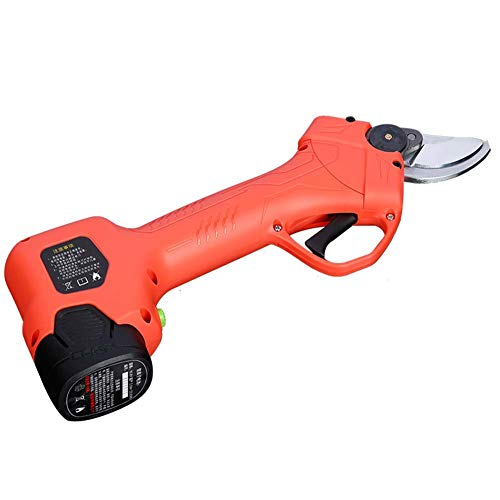 Why Should You Buy Light Cordless Pruning Shears Portable Electric Pruner,Rechargeable Garden Cuttin...