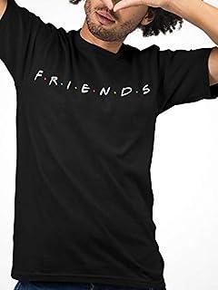 Friends ATIQ T-Shirt for Men, M