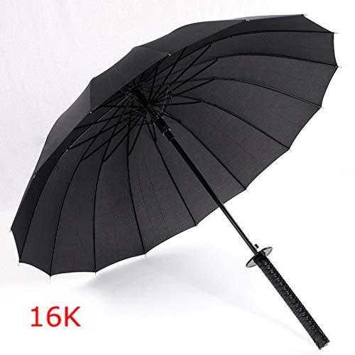 Paraguas invertido Plegable de Doble Capa a Prueba de Viento, Paraguas Abiertos automáticos para Mujeres con protección UV en la Lluvia y el Sol,24k