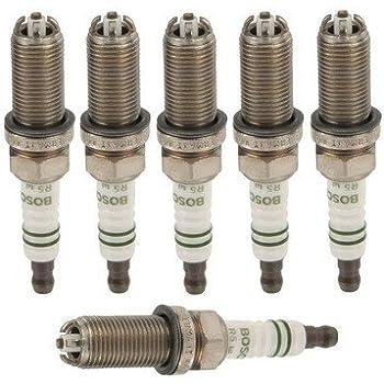 Spark Plugs Set 4x 0242140512 Bosch A0041594403 A0041594903 A0041595803 Qualité