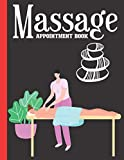 2021 Daily Appointment Book For Massage: Massage Client Hourly Schedule Notebook - Important Dates, Weekly View, Contact List, 15 Minutes Increments Log Pages(6am - 10pm) - Gifts For Masseuse, Masseur
