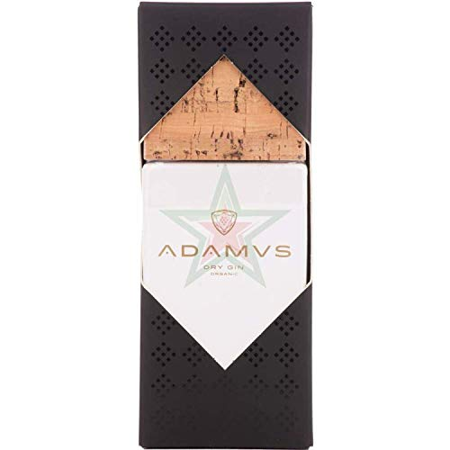Adamus Dry Gin Organic 44,40% 0,70 lt.