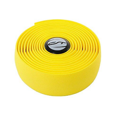 CONTEC Diamond 2K schwarz Lenkerband, gelb