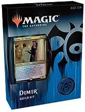 Magic: The Gathering Guilds of Ravnica - Guild Kit - Dimir