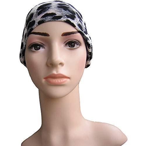 Fascia sportiva Bluetooth Hat, Cappellino invernale lavorato a maglia Premium con cuffia stereo senza fili Cuffie con microfono Cuffie vivavoce Fascia sportiva per uomo e donna ( Colore : Grigio )