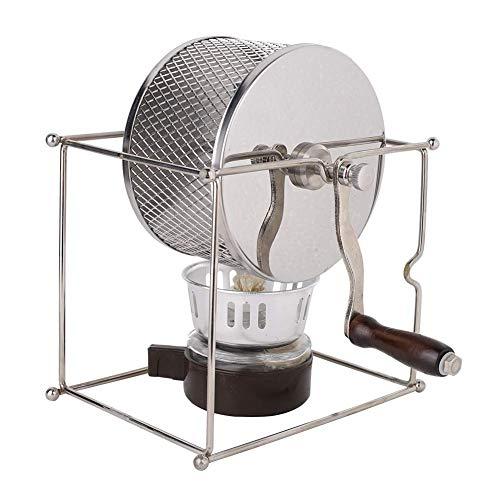 WMY Mini máquina Manual para tostar Granos de café de 1 Pieza, Rodillos de Acero Inoxidable DIY con Mango