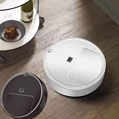 Qibest Wireless Vacuum Cleaner Sweeping Robot $17.99 (80% Off with code)