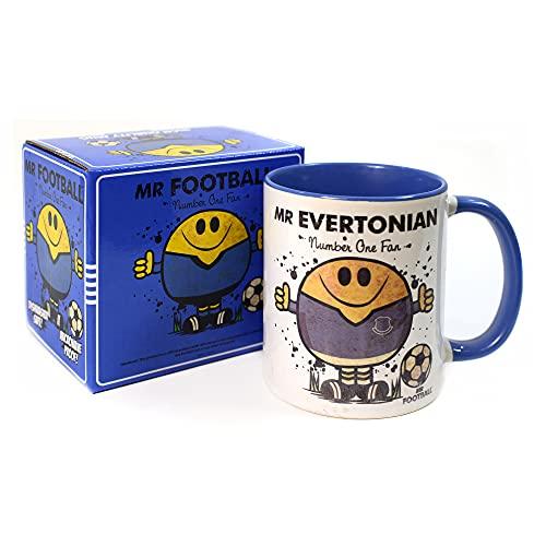 Mr Evertonian Mug - Ideal for The Football Man Everton