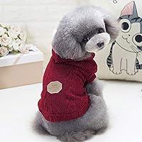 [実りの秋]犬の服 秋冬 ロンパース ペット服 ドッグウェア 暖かい 洋服 かわいい 柔らかい 通気性 脱毛保護 防寒 お散歩 お出かけ 記念撮影 ペット用品