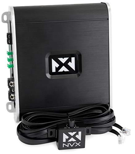 NVX VAD10001 1000W RMS Class D Monoblock Marine Amplifier