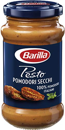 Barilla rotes Pesto Pomodori Secchi – 1 Glas (1x200g)