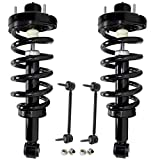Detroit Axle - REAR. Struts + Sway Bars Replacement for 2007-2013 Ford Expedition Lincoln Navigator (without Electronic Suspension)