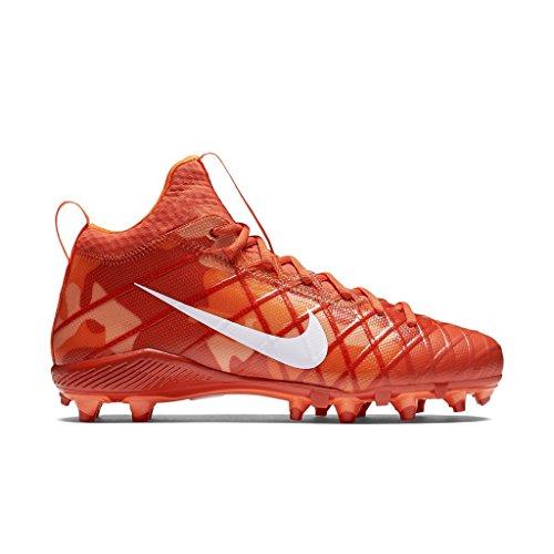Nike Alpha Field General 3 Elite TD Orange Camo Size 15 US
