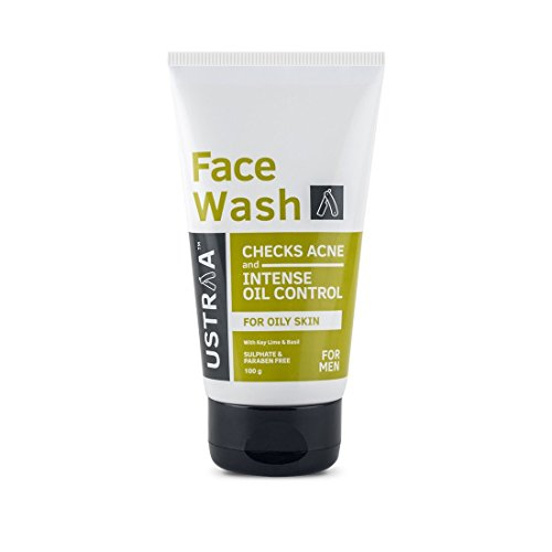 Ustraa Face Wash, 100g